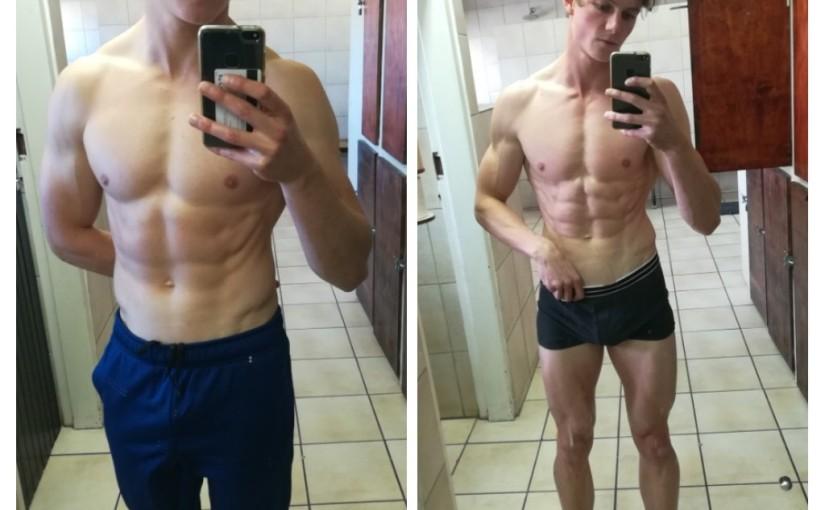 My 12 week transformation: Nutrition iskey